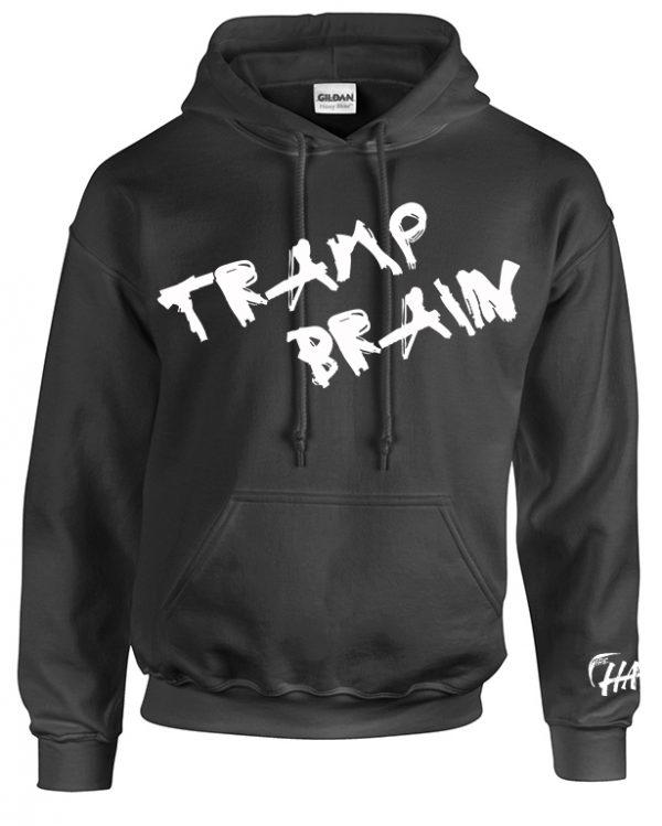 The HARA Tramp Brain Hoodie