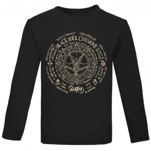 The Hara Black Soul Ceremony Long Sleeve T-shirt